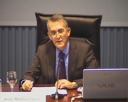 Jesús Martínez Girón. Catedrático de Dereito do Traballo e da Seguridade Social. Universidade da Coruña.